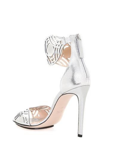 Burak Uyan Ayakkabı Gümüş